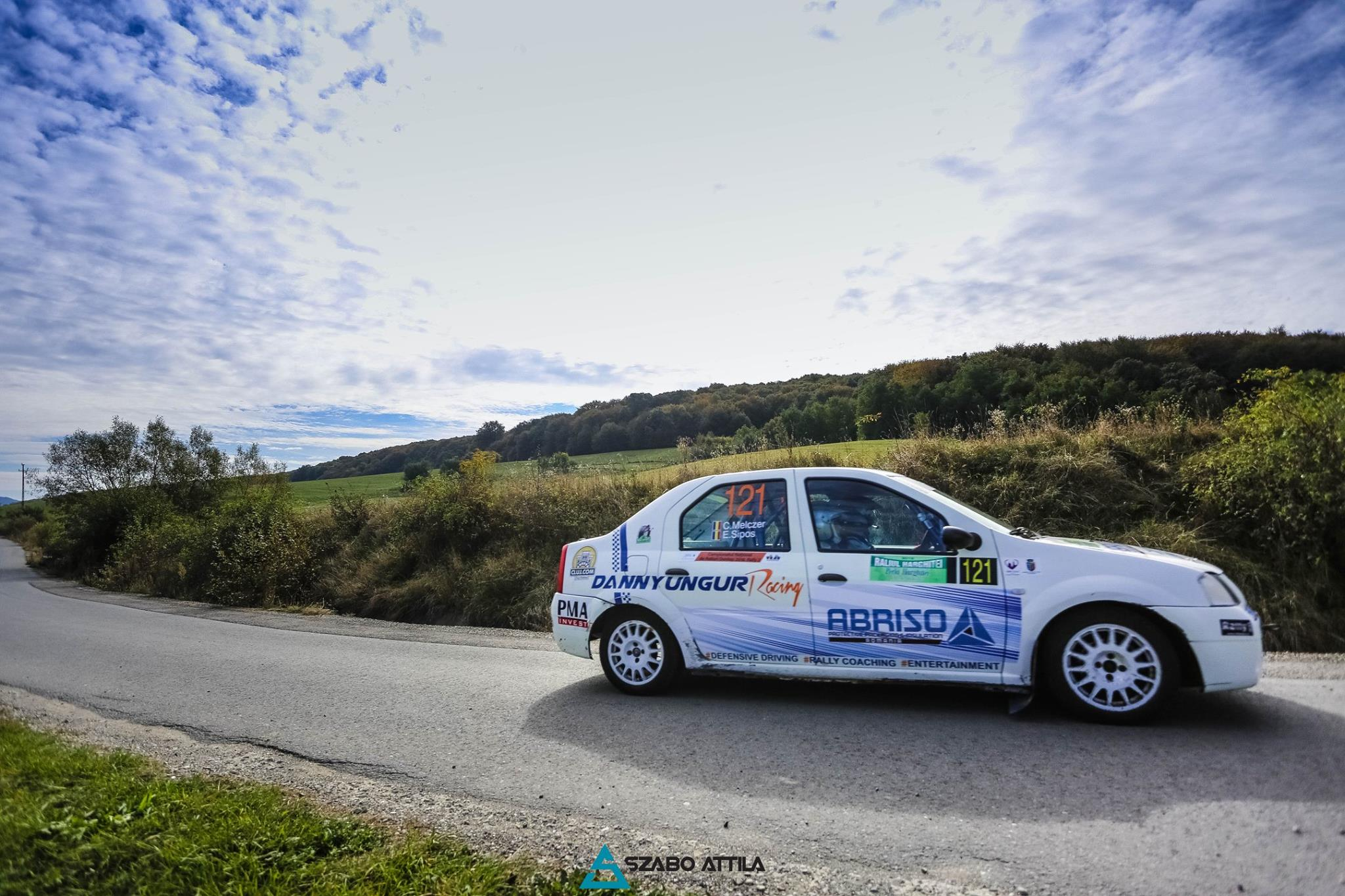 10 Questions with Cristian Melczer (Rally Driver)