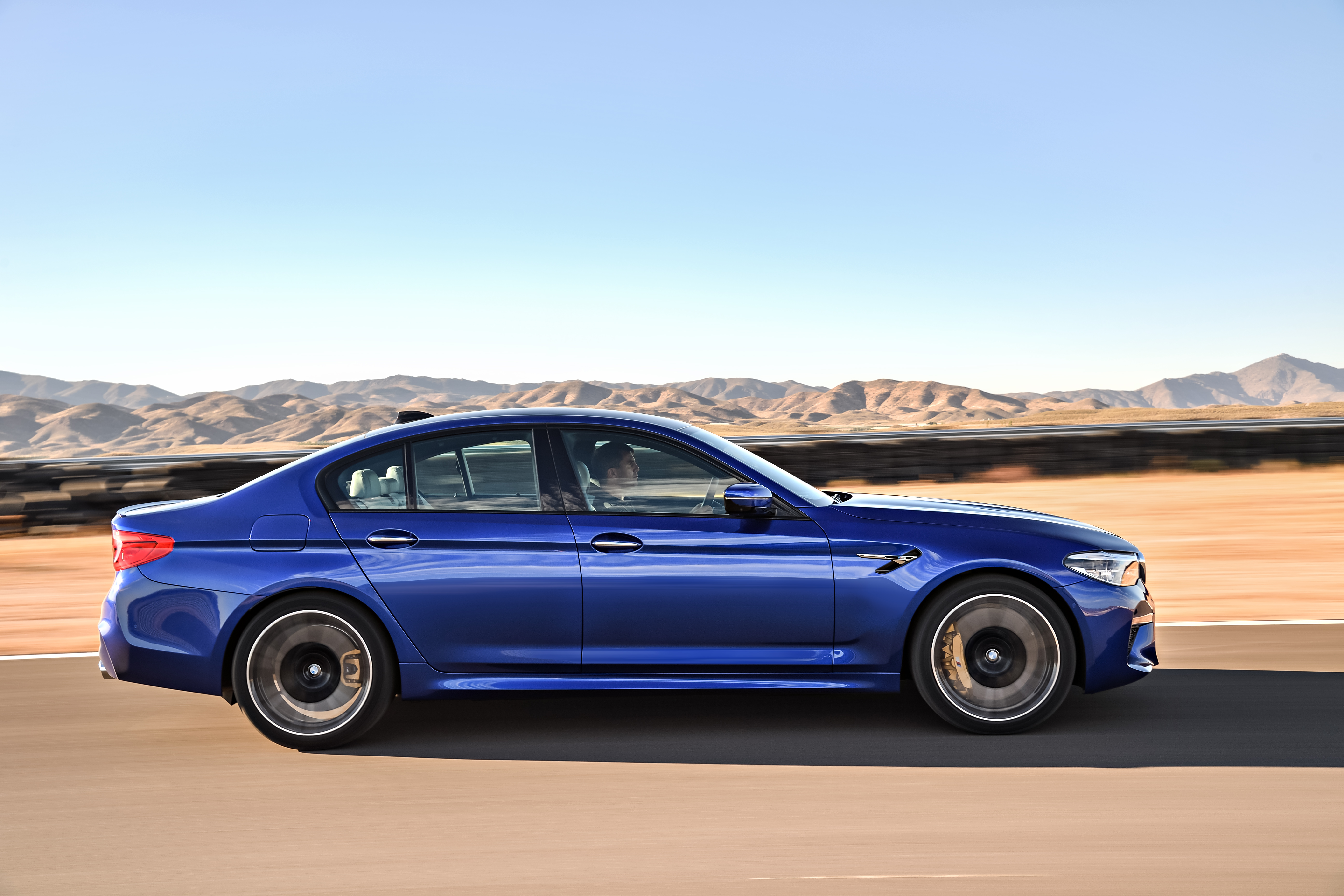 The new BMW M5!