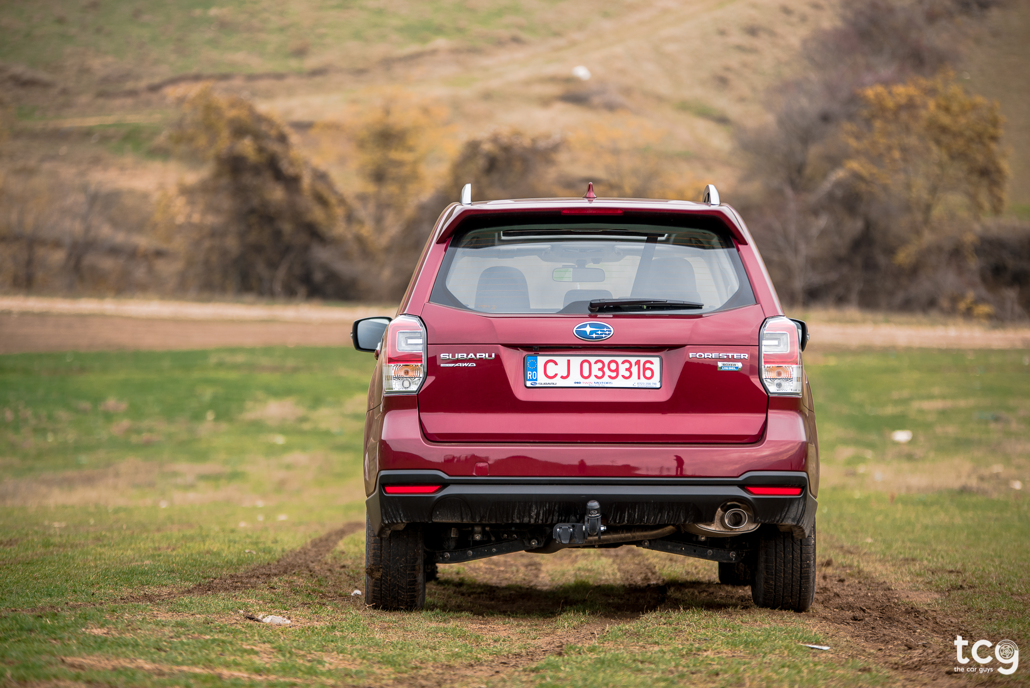 Subaru Forester Good At Everything But Not Exceptional