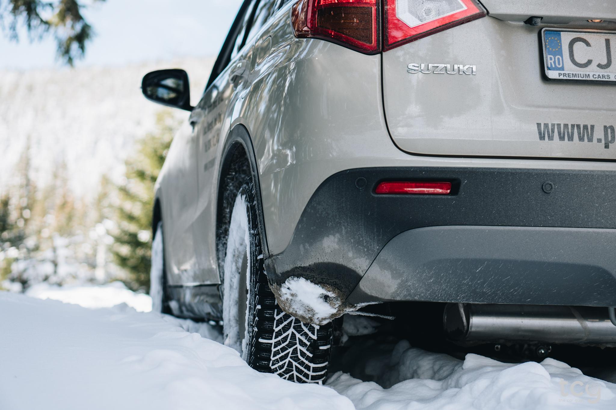 Suzuki Vitara - A worthy competitor!