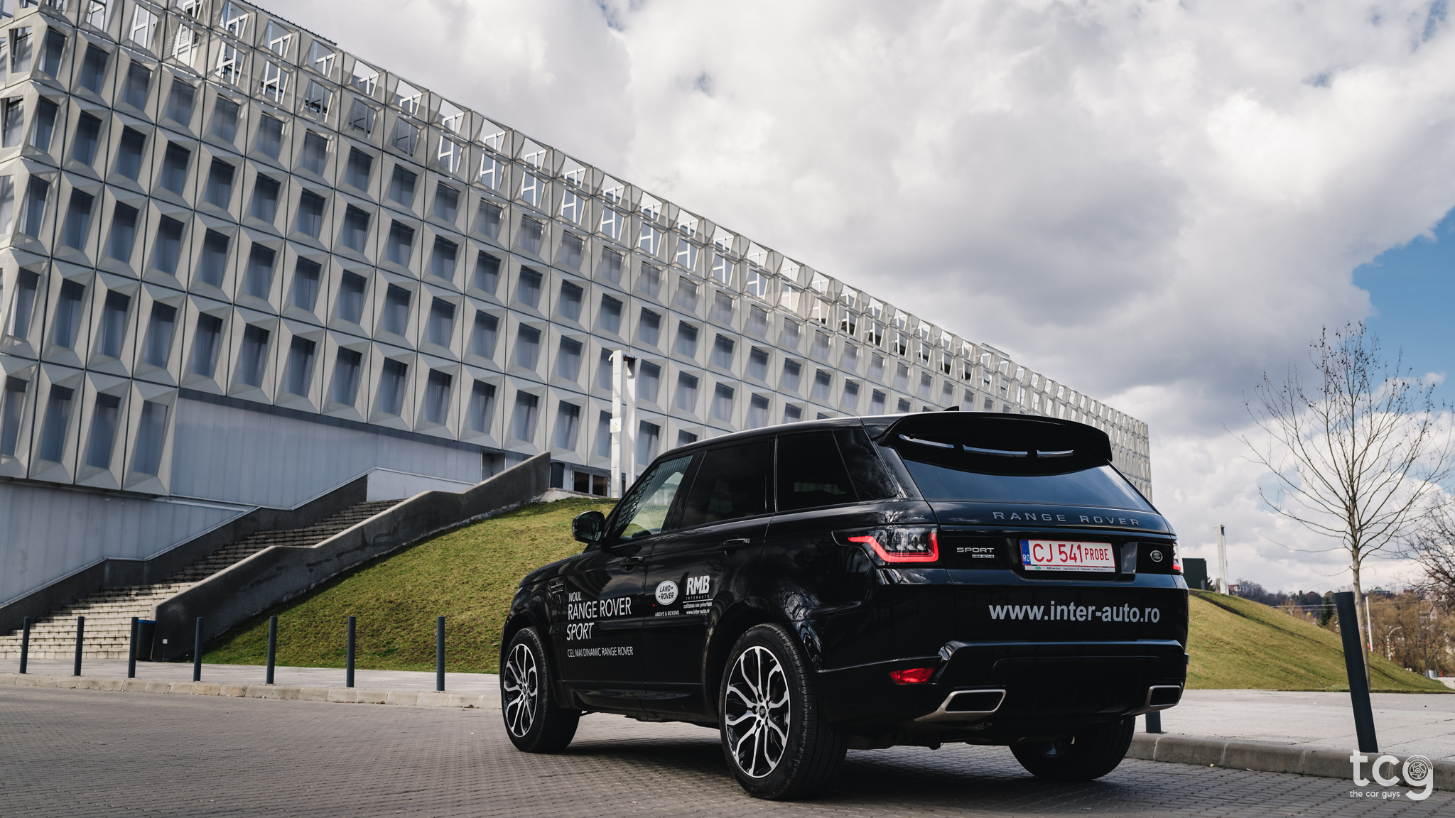 2018 Range Rover Sport - The best all-in-one money can buy!