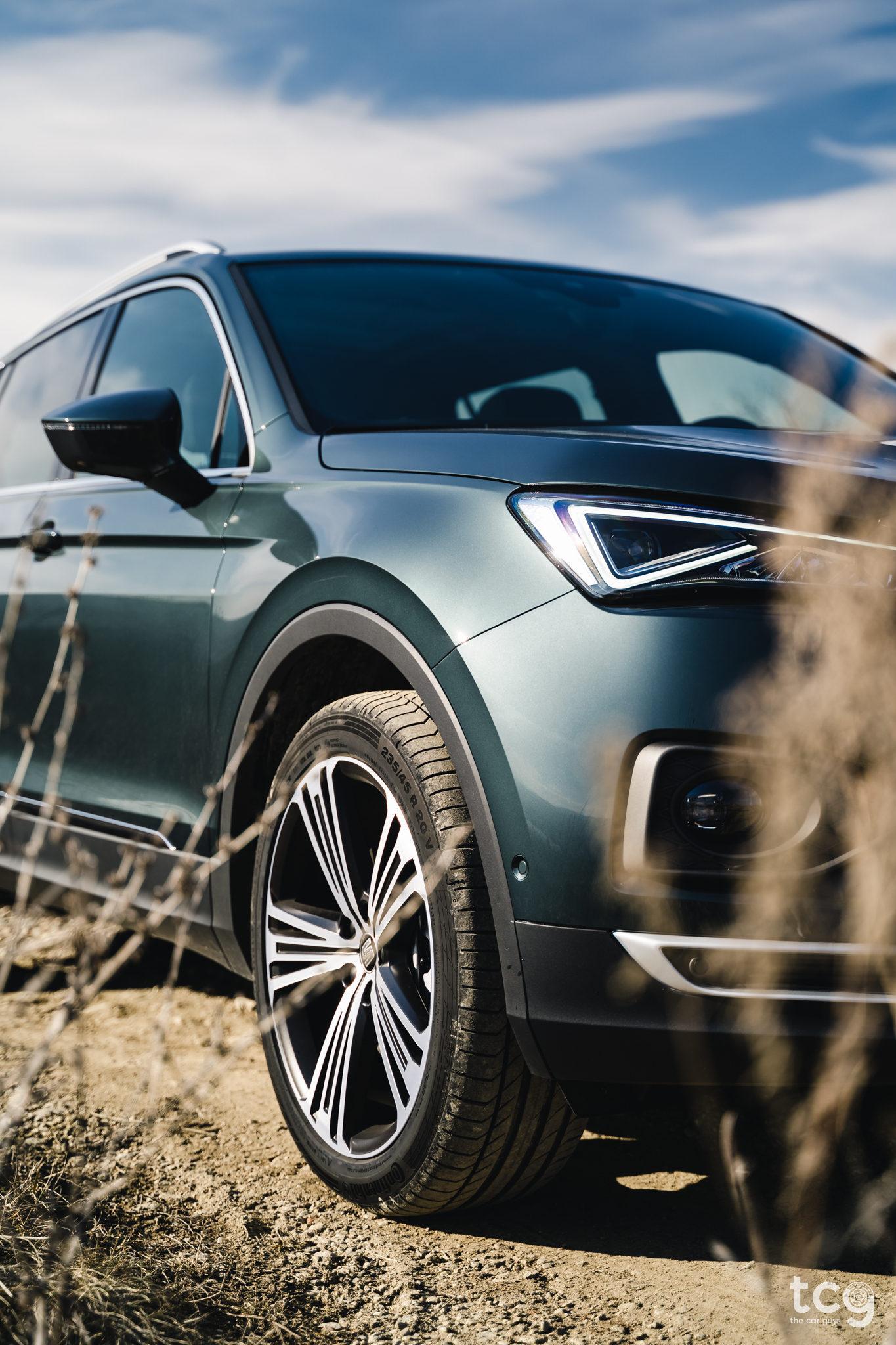 Seat Tarraco - A 7-seater with style!