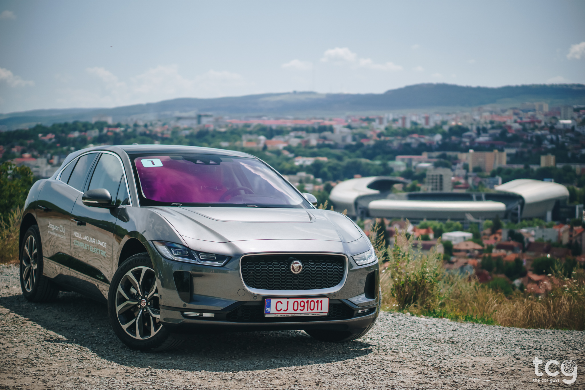 Jaguar I-Pace - The future is now!